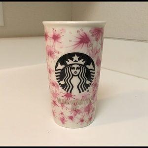 Starbucks Washington DC Cherry Blossoms Coffee Mug